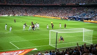 Lionel messi best free kicks from fans camera views | top kick goals recorded stands by || leo is now a master. in 2015/...