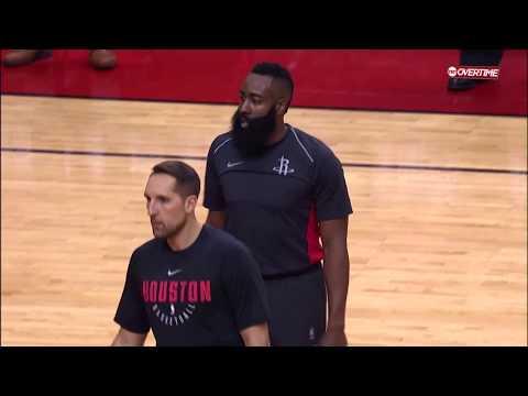 Western Conference Finals Pregame Coverage - Warriors vs. Rockets Game 5
