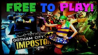 Gotham City Impostors - Tips On How To Maximize Frame Rate and Computer Performance For New GCI FTP PC Players