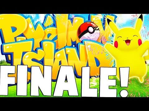 EPIC FINALE - Minecraft Pixelmon Island - Pokemon Mod