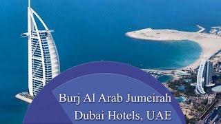 Burj Al Arab Jumeirah - Dubai Hotels, UAE