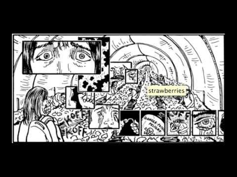Comics Journalism: Dan Archer, Knight Fellow, Winter 2011