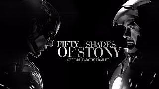 FIfty Shades of Stony | Steve/Tony Trailer