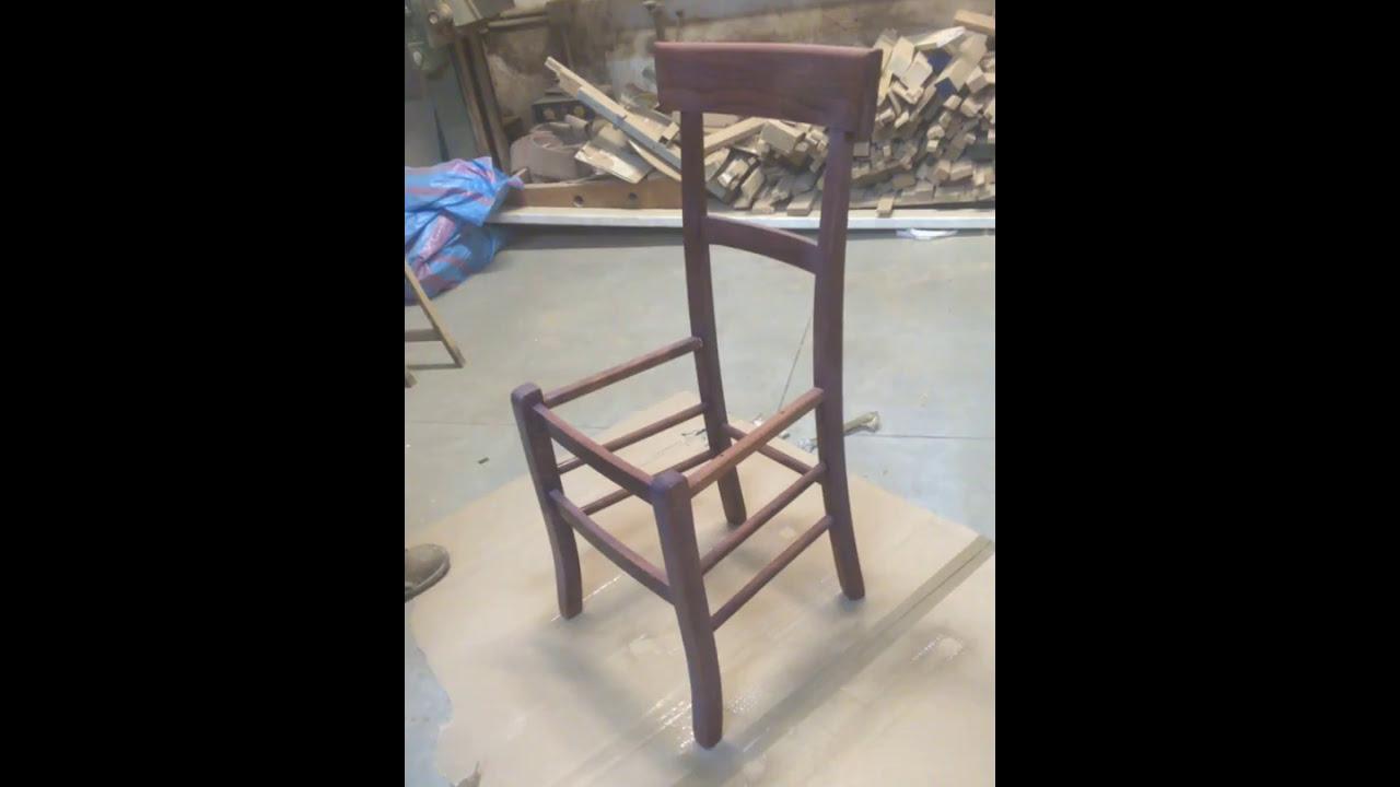 Dipingere Sedie Di Legno come verniciare una sedia