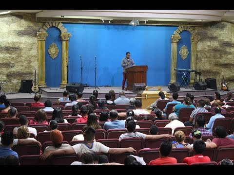 Pastor Kendall Freeman | El Propósito de la Vida | 1/7/2016