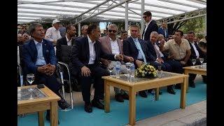 Bakan Mehmet Özhaseki eleştiriye dayanamadı