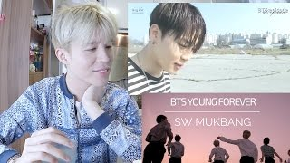 sw reaction bts epilogue丨making young forever