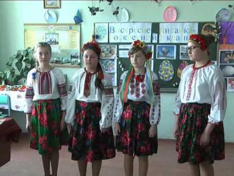 Тематичний урок «Воскресне писанка— воскресне йУкраїна» гуртка «Етнографічне краєзнавство»
