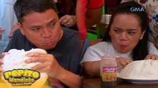 Pepito Manaloto: Katakawan challenge