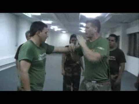 Pistola 02 - Commando Kaibil Krav Maga
