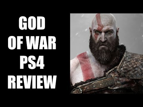 God of War PS4 Review - One of the Greatest Games of This Generation