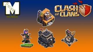 TH9 Saavutettu - Höökejä - Hyvä base tästä saadaan - CoC Clash of Clans