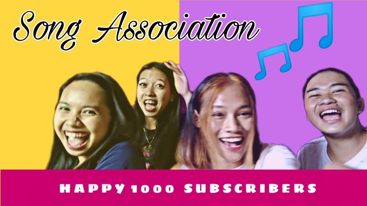 Song Association | Happy 1,000 Subscribers | Errie Bello