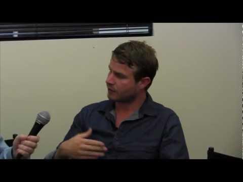 """Brady Corbet """"Simon Killer"""" Stephen Holt Show, Pt.1"""