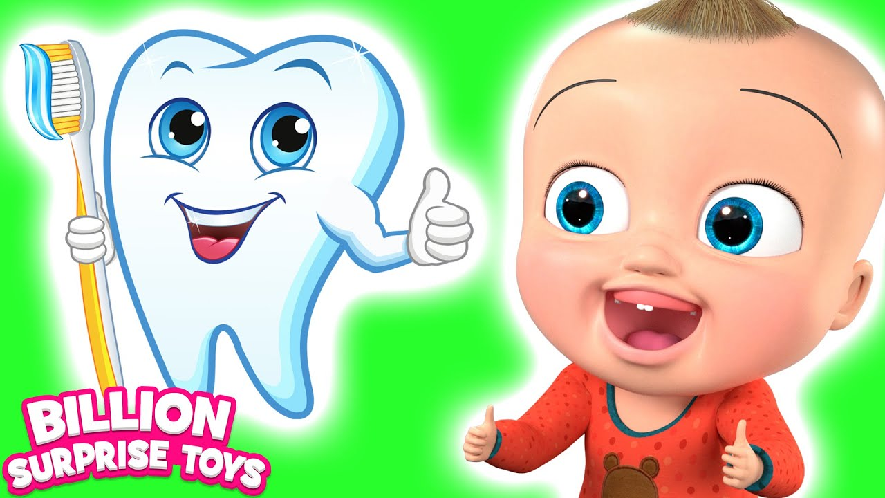 Brush and Clean  | BillionSurpriseToys Nursery Rhyme & Kids Songs