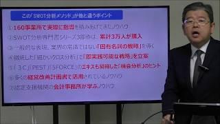 「SWOT分析スキルアップ集中研修会」 開催概要 紹介動画