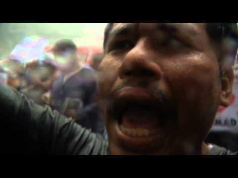 Raw Video: Prophet Film Protest in Thai Capital