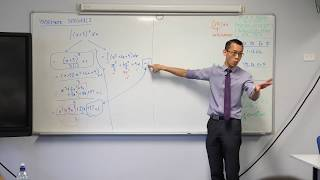 Indefinite Integrals (3 of 4: When different approaches give different answers)