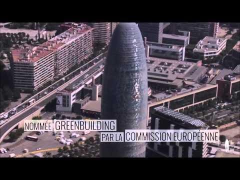 L'histoire de la Tour Agbar. Le gratte-ciel le plus célèbre de Barcelone.