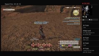 Live PS4 [Final Fantasy XIV Online] Stormblood Patch 4.4 MSQ x Dailies Pt. 3
