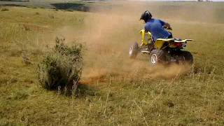 quad bike drifting ltz 400