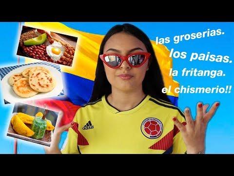 Colombia no es Colombia sin...
