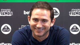 Norwich 2-3 Chelsea - Frank Lampard Full Post Match Press Conference - Premier League