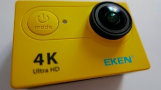 4K/EKEN H9/SUPER MEGA REVIEW ACTION CAMERA/WITH DVR/photo SHOOT IN the GRAPHICS/TIMELAPSE