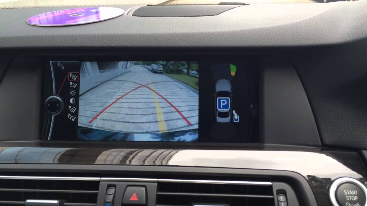 Park Assist Retrofit 5dp For Bmw F10 Youtube