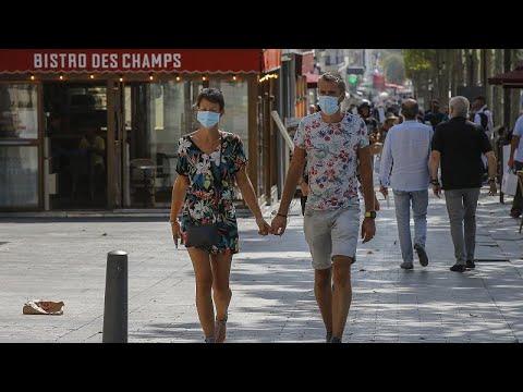 باريس تفرض ارتداء الكمامات في عدة مناطق لمواجهة كورونا …  - 17:58-2020 / 8 / 10