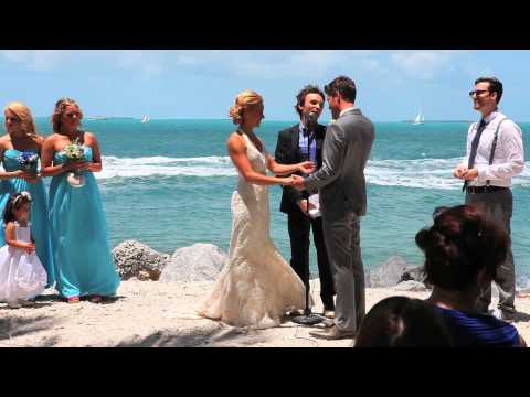 Amy Paffrath and Drew Seeley wedding