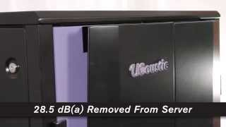 Rackmount Solutions: Ucoustic Server Rack Overview