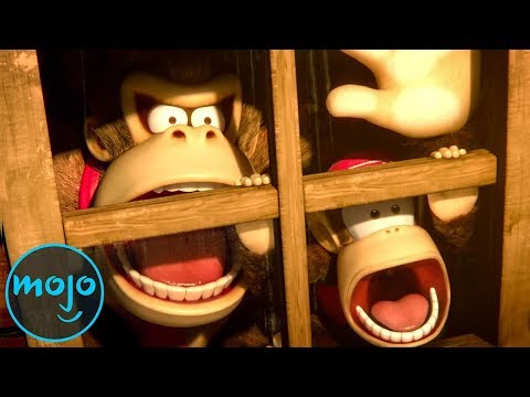 Top 10 Biggest Super Smash Bros. Reveals Ever