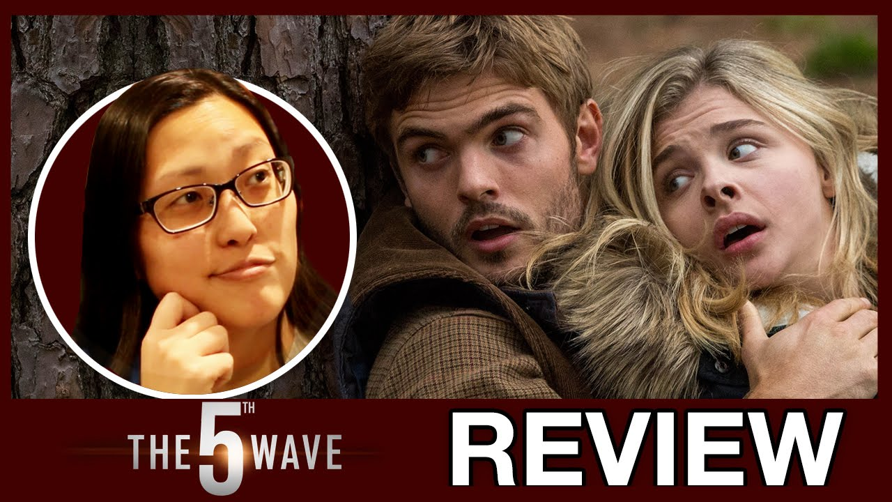 the 5th wave review There's nothing original about the premise of the 5th wave indeed, calling it  derivative would be an understatement a huge alien spacecraft.