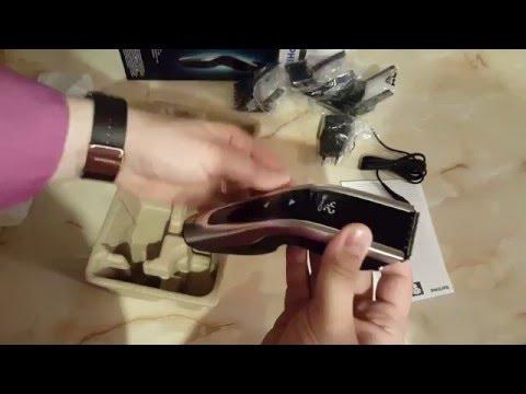 Philips HC746015 - Hairclipper series 7000 hair clipper - aparat de tuns hc7460