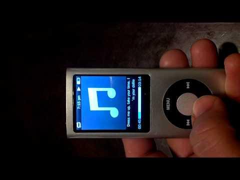 4GB mp5 player ipod look alike but cheaper