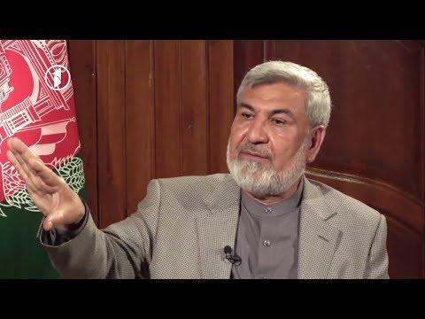 Special Interview With Nasir Ahmad Durrani گفتگوی ویژه با نصیر احمد درانی