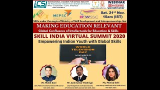 Sector Skill Council(Ministry of Skill Development)- Opportunity to school students