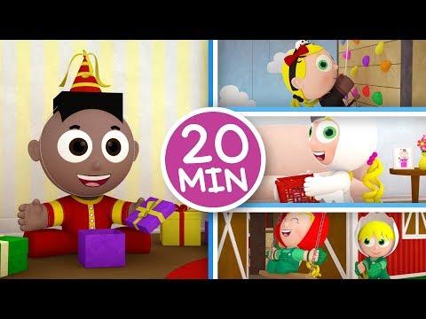MIX Os Pequerruchos - Dia De Festa e Mais - 20 Minutos