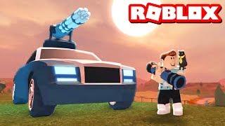 DAS GRÖßTE JAILBREAK-UPDATE!! (Crime Boss / Waffen-Update in Roblox Jailbreak)