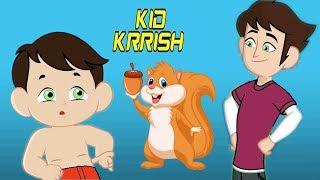 Kid Krrish Movie Cartoon | Cartoon Movies For Kids | Movie 1 Compilation  Part 1/2 | 30 Minutes