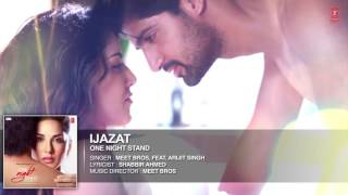 ijazat full audio song