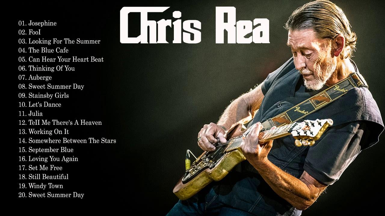 Download Chris Rea Greatest Hits Full Album - Chris Rea Playlist 2018 - Top 20 Songs Of Chris Rea