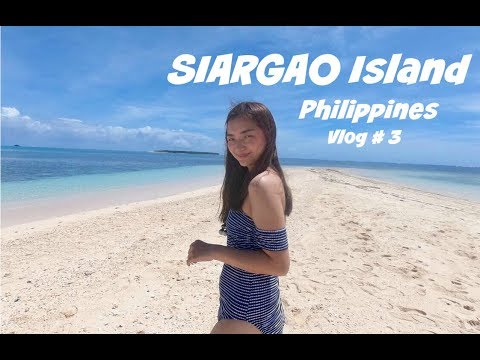 What to do in Siargao Island Philippines? Vlog # 3 | Rose Ko