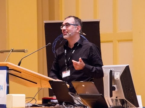 Dmitri Chklovskii - Can connectomics help us understand neural computation? (2014)