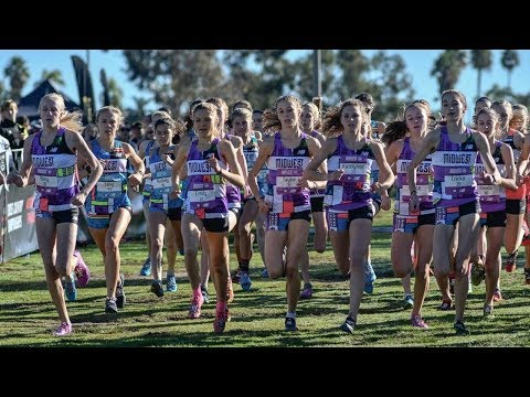 2018 Foot Locker Nationals Girls Highlights