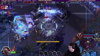Gierki z widzami - Heroes of the Storm / 05.11.2018 (#1)