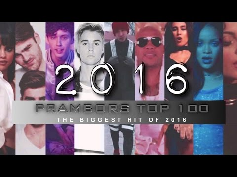 Prambors Top 100 | The Best Hit Song of 2016 - Year End Countdown