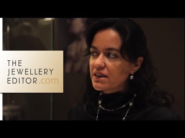 Baselworld 2011: Australian pearl company Autore's one-of-a-kind pearls