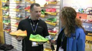 Karhu's New Running Shoes at OR 2011 w/PlanetDo Thumbnail